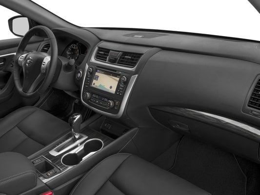 Nissan Altima Sl >> 2016 Nissan Altima 2 5 Sl